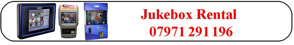 jukebox rental